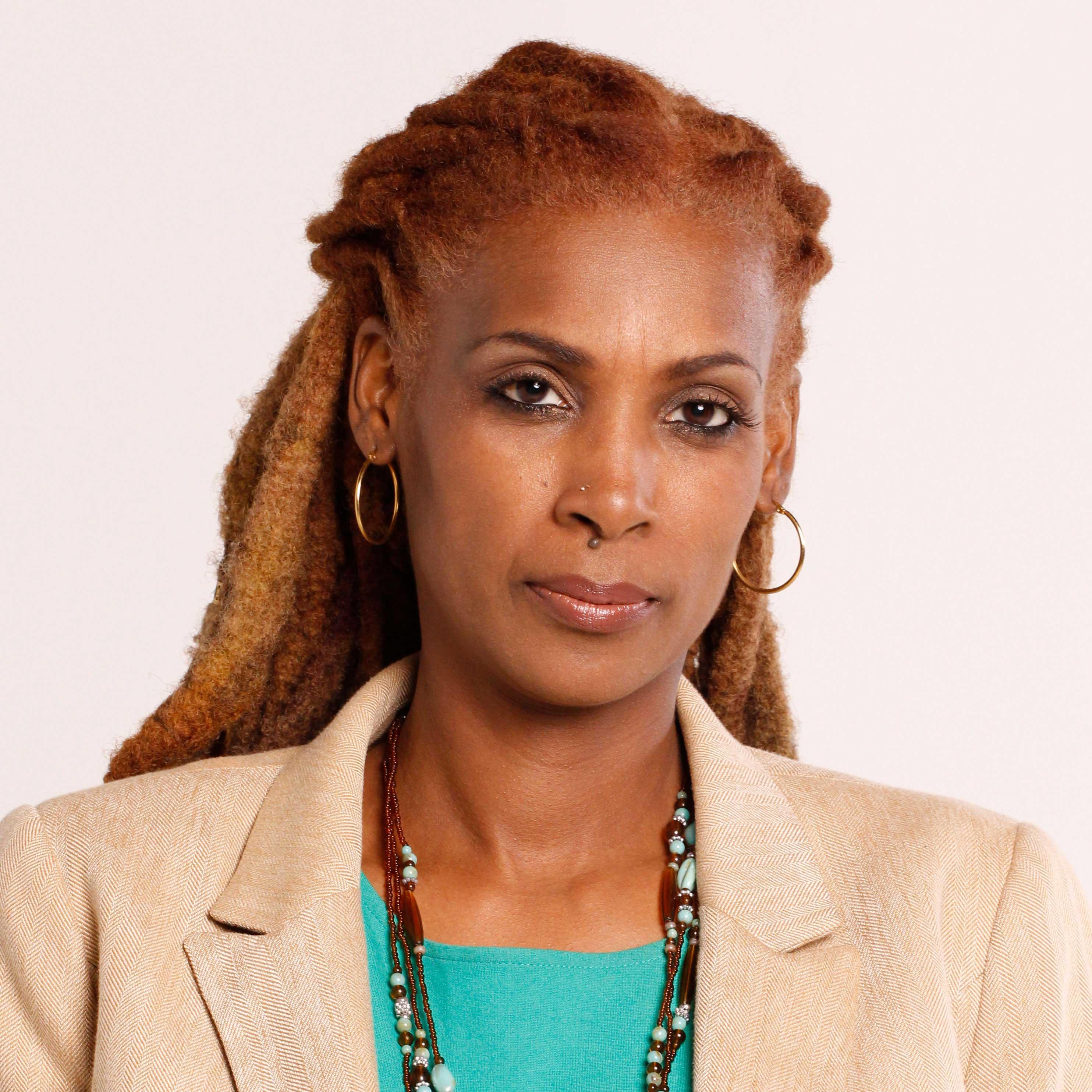 Kenyette Tisha Barnes Headshot