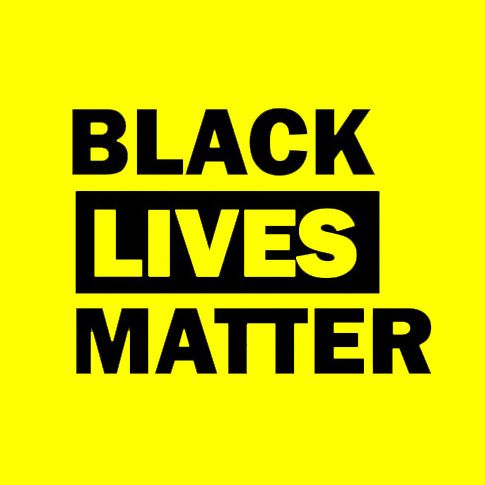 Black Lives Matter Headshot