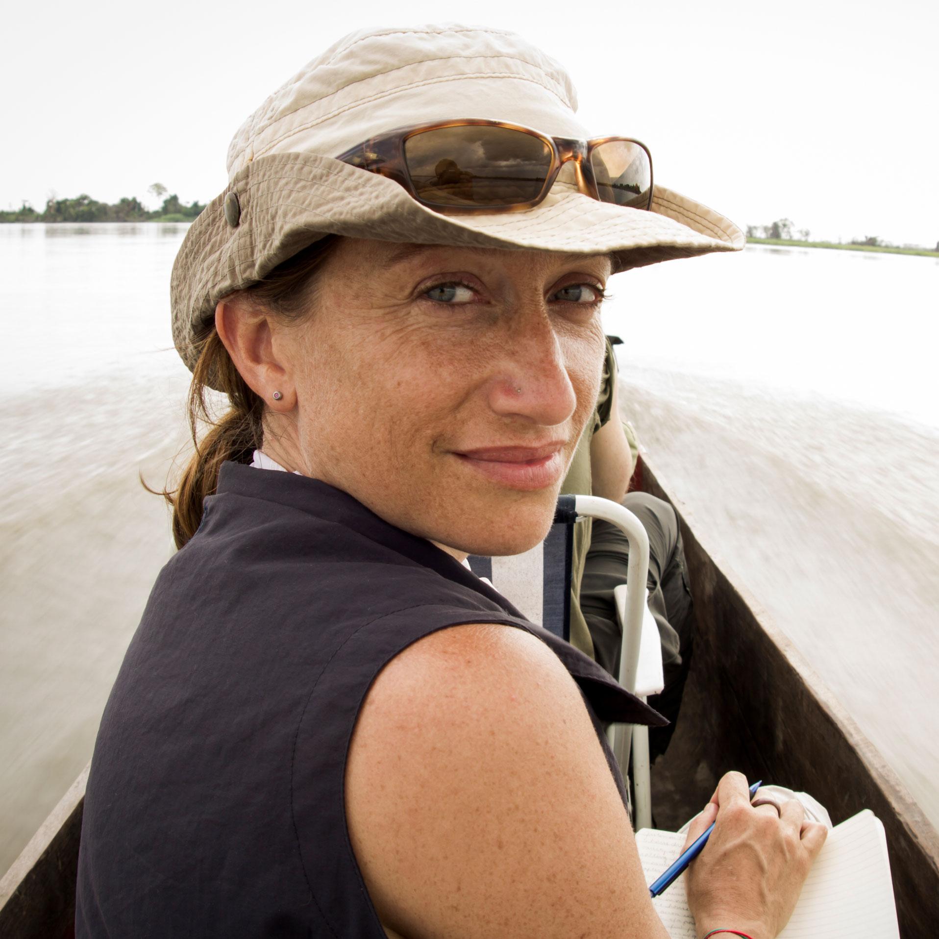 Céline Cousteau Headshot
