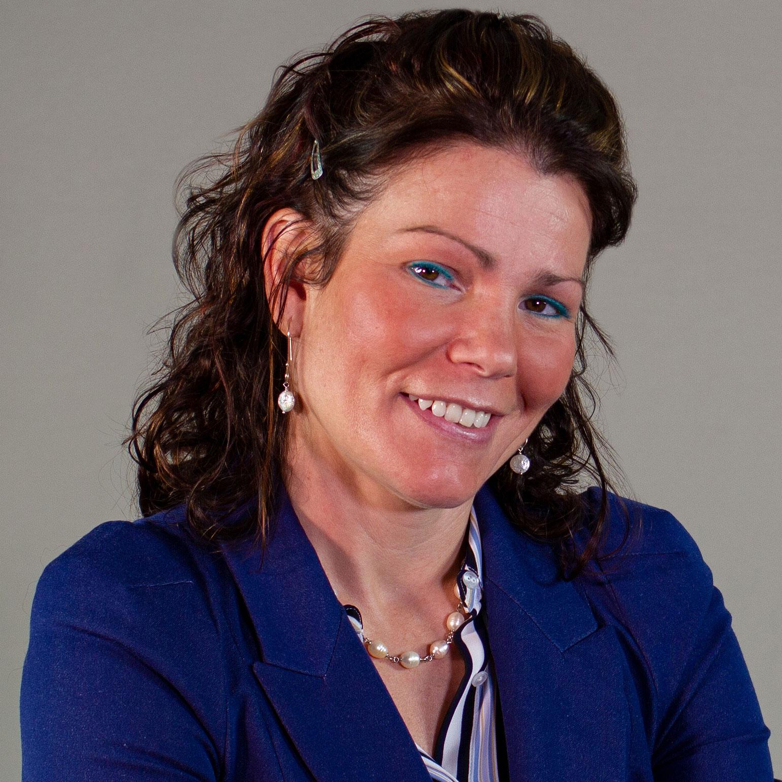 Dr. Krista Geller Headshot