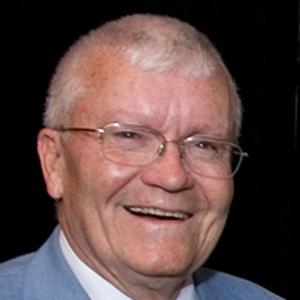 Fred Haise Headshot