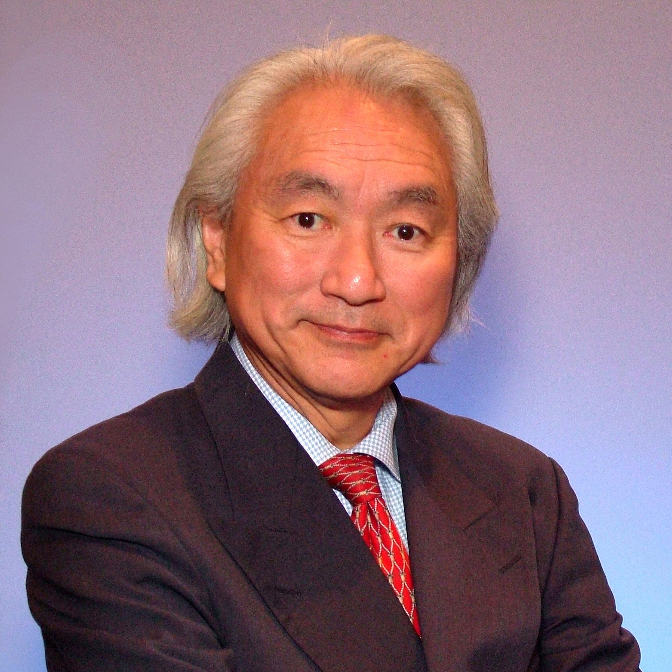 Michio Kaku Headshot