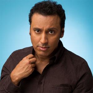 Aasif Mandvi Headshot