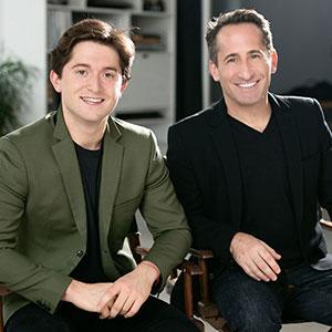 Jonah and David Stillman Headshot